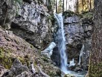 Sibli Wasserfall Enterrottach