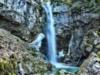 Sibli Wasserfall Rottach-Egern