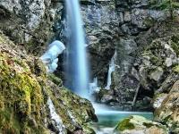 Sibli Wasserfall Valepp
