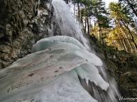 Wasserfall Sibli Tegernsee
