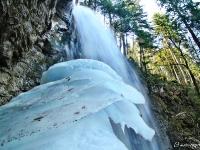 Sibli Wasserfall am Tegernsee