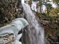 Siebli Wasserfall Enterrottach
