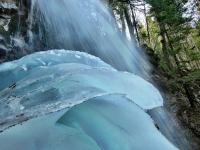 Siebli Wasserfall Richtung Wallberg