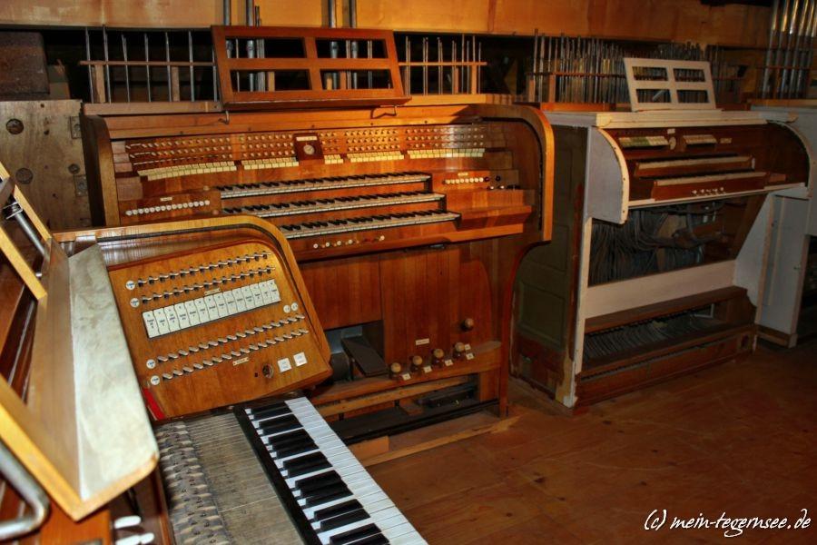 Orgelmuseum Valley | Altes Schloß Valley