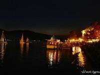Seepromenade Tegernsee vor dem Feuerwerk