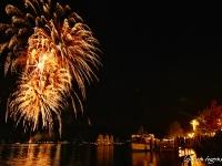 Feuerwerk zum Seefest Tegernsee I
