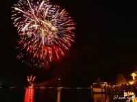 Feuerwerk zum Seefest Tegernsee II