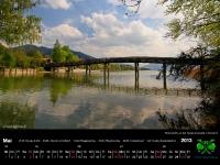 Tegernsee Kalender 2013 - mai