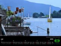 Tegernsee Kalender 2013 - juli