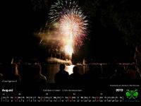 Tegernsee Kalender 2013 - august