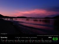 Tegernsee Kalender 2013 - november