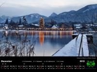 Tegernsee Kalender 2013 - dezember