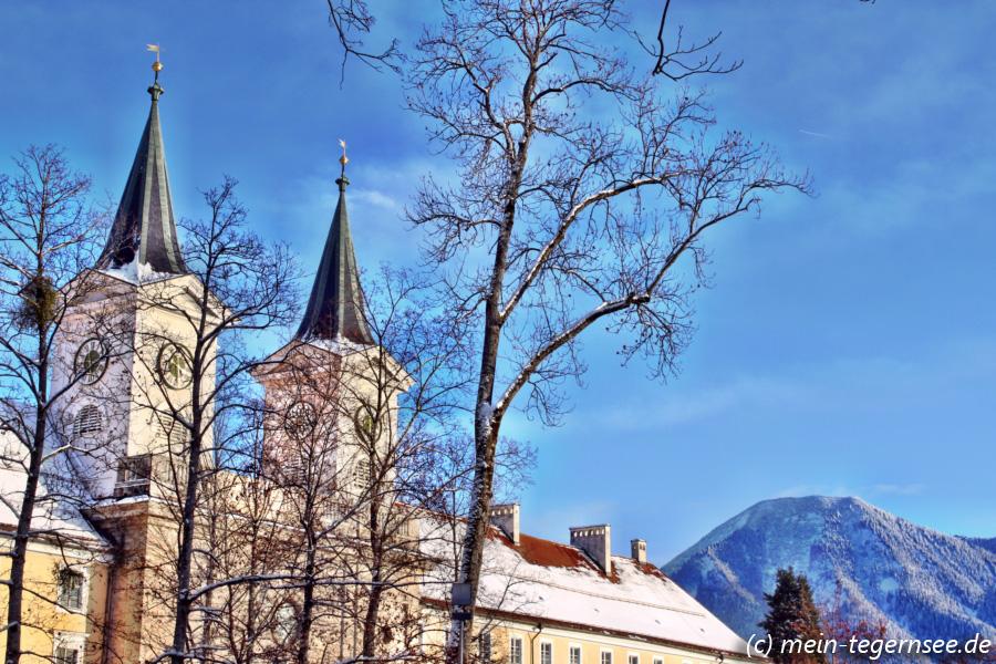 Weihnachtlicher Schlossmarkt Tegernsee