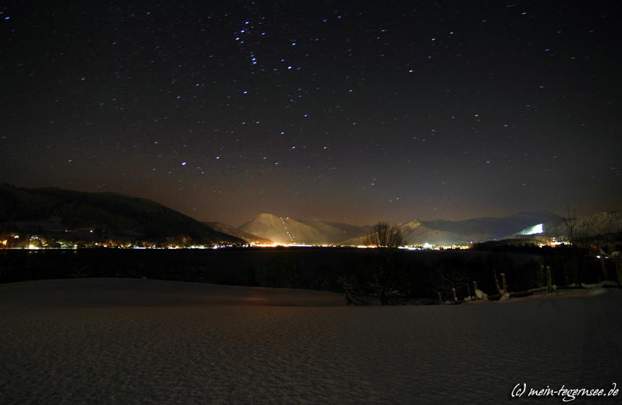 Nachts am Tegernsee 3