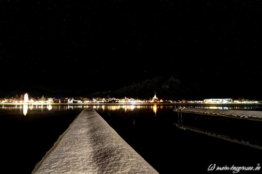 Nachts am Tegernsee 2