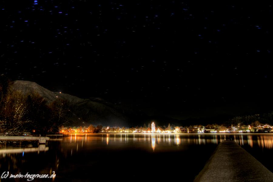 Nachts am Tegernsee 1