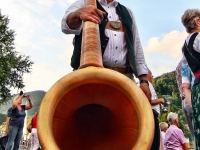 Seefest Rottach-Egern Alphorn