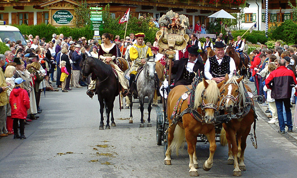 Rosstag Rottach-Egern