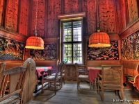 Hexenzimmer auf Schloss Ringberg am Tegernsee I