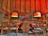 Hexenzimmer auf Schloss Ringberg am Tegernsee II