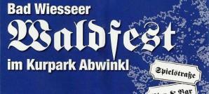 Waldfest TSV Bad Wiessee 2013