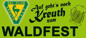 Waldfest SC Kreuth 2014