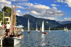 Impressionen vom Tegernseer Seefest 2013