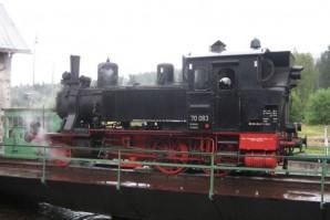 Dampfzugfahrten am Tegernsee – 2013