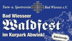 Waldfest TSV Bad Wiessee 2014