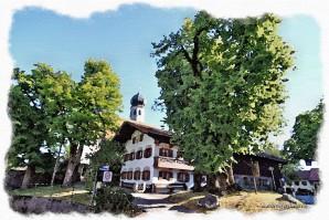Malerische Landkreis-Tour: Warngau