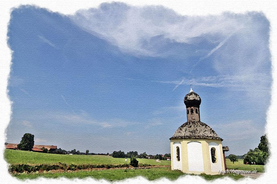Die Kapelle Sankt Sylvester (sog. Freikirchl)