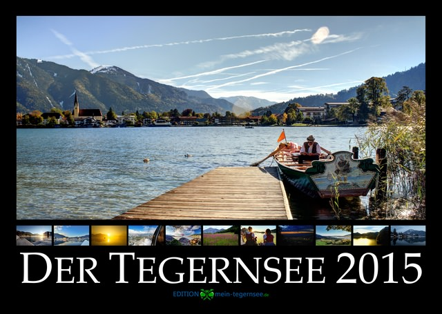 Tegernsee Kalender 2015