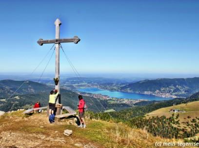 Hirschberg – Wanderung von Bad Wiessee