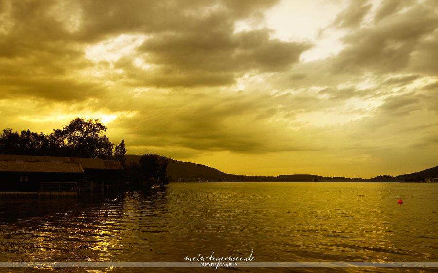 Goldener Tegernsee