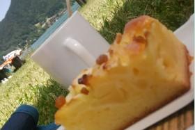 Strandbad Grieblinger Kaffe Kuchen