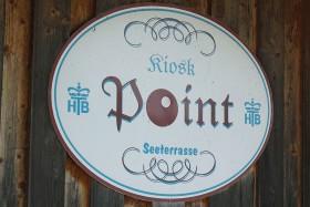 Kiosk an der Point