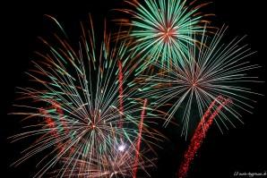Feuerwerk Tegernsee – die scharfen Effekte!