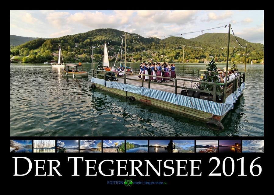 Tegernsee Kalender 2016 - Titel