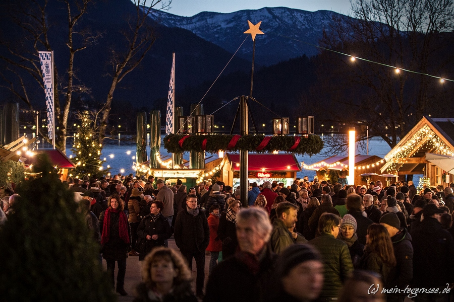 Schlossmarkt Tegernsee Advent