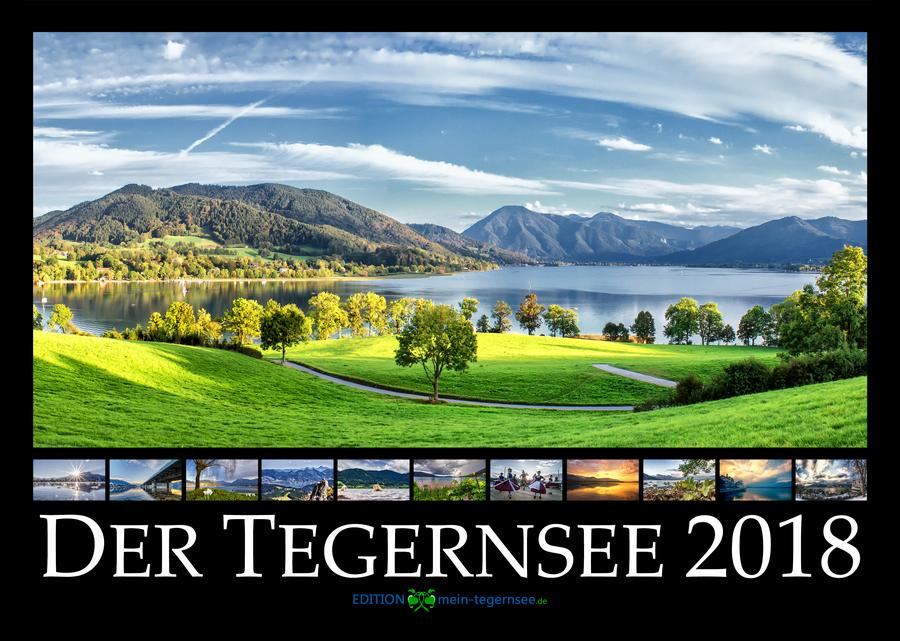 Tegernsee Kalender 2018