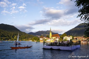 Fotostrecke vom Seefest Rottach-Egern 2017