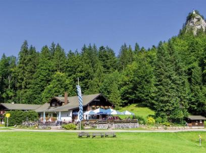 Berggasthaus Riederstein am Galaun