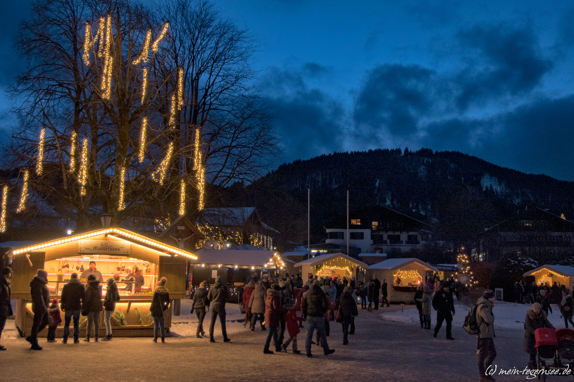 Adventsmarkt Bad Wiessee Seeadvent