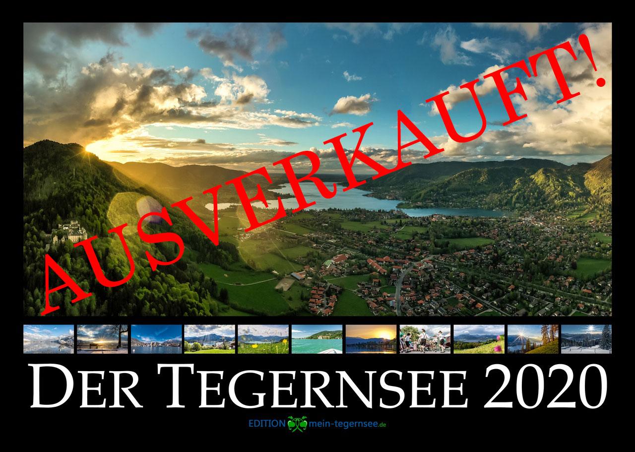 Tegernsee Kalender 2020