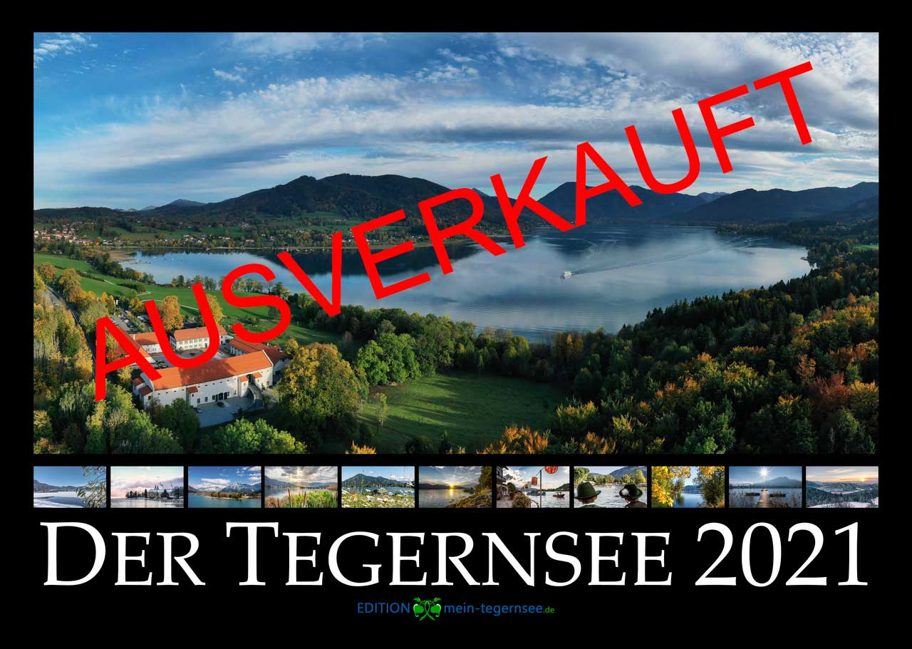 Tegernsee Kalender 2021