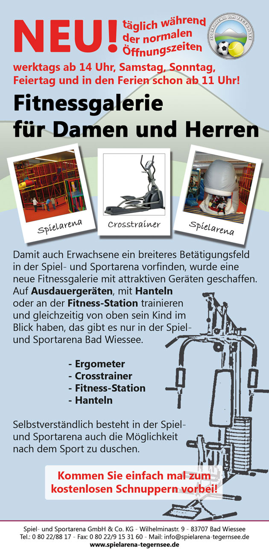 Sportarena Tegernsee Bad Wiessee