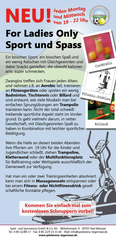 Spielarena Tegernsee Bad Wiessee