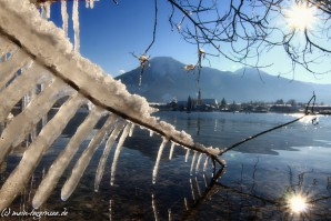 Winter-Seefest Rottach-Egern am Tegernsee (10.2.2013)