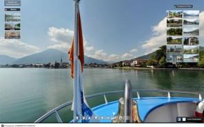 Virtuelle Schifffahrt auf dem Tegernsee