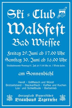 Waldfest SC Bad Wiessee (29./30.6.2012)
